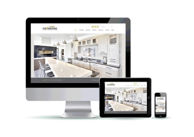 Ceanesse. Website Design & Development. Boutique By Design.