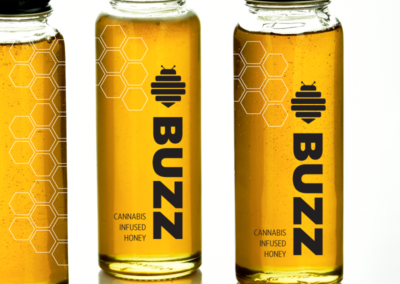 Buzz Honey. Brand & Product Design.