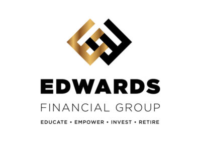 Edwards Financial Group. Logo Design.